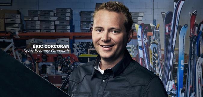 Eric Corcoran
